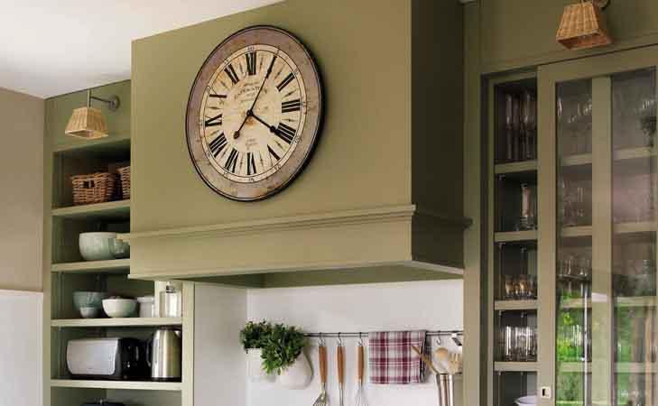 Decoración y relojes